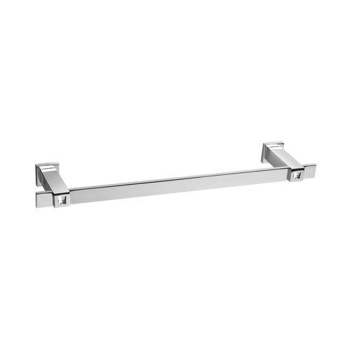 1-bar towel rack / wall-mounted / brass / Swarovski® crystal