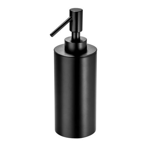 free-standing soap dispenser / plastic / manual