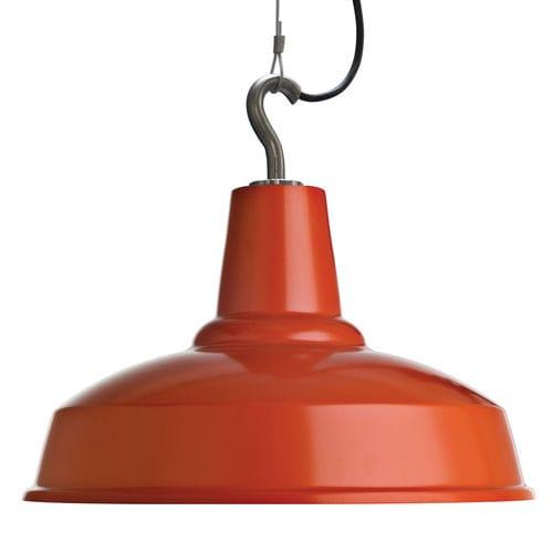 pendant lamp / industrial style / aluminum / outdoor
