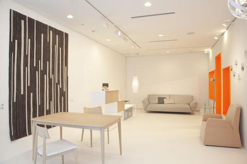 Contemporary rug / striped / wool / rectangular CUK by Francesc Rifé Now Carpets