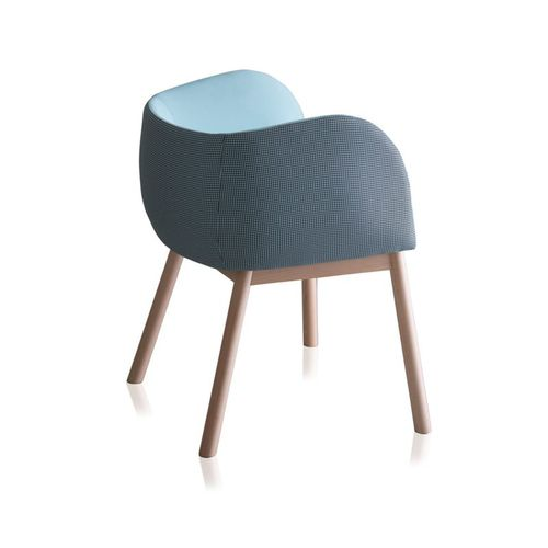 contemporary chair - CHAIRS & MORE