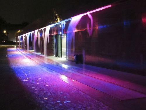 digital water curtain - Lumiartecnia Internacional