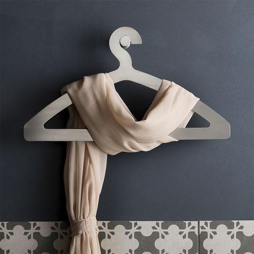 stainless steel coat hanger - MINA Rubinetterie