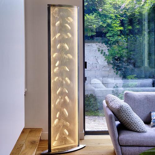 contemporary light column - Thierry Vidé Design