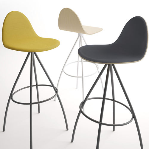 contemporary bar chair - Cancio
