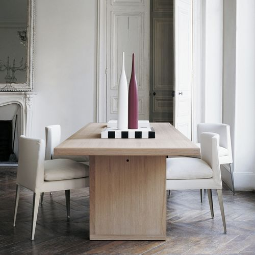contemporary chair / solid wood / polyurethane / by Antonio Citterio