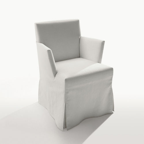 contemporary chair / with armrests / polyurethane / by Antonio Citterio