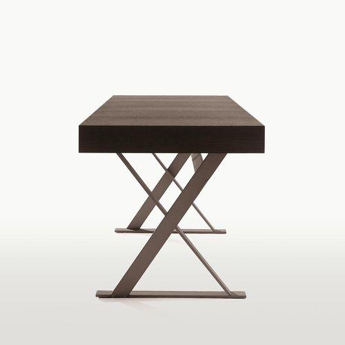 oak desk / solid wood / contemporary / by Antonio Citterio
