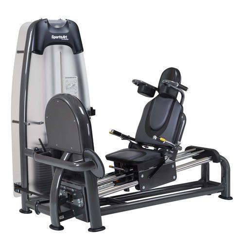 squat weight training machine / leg press