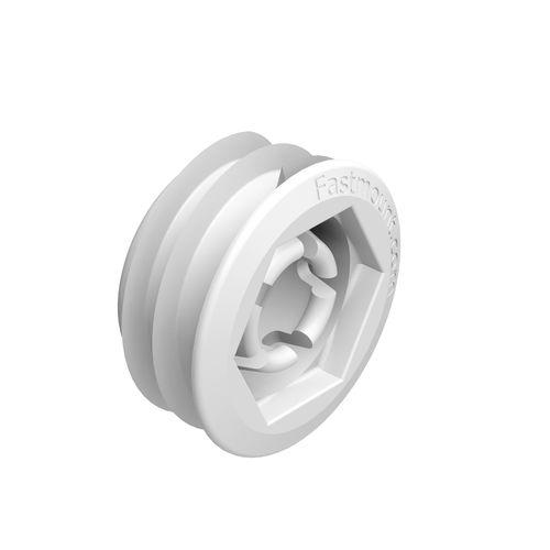 Copolymer fastening system / for panels LP-DF8 FASTMOUNT