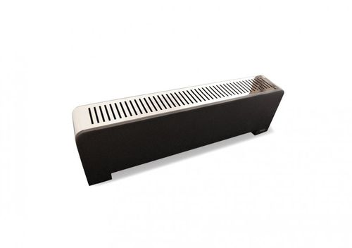 hot water radiator / electric / steel / stainless steel