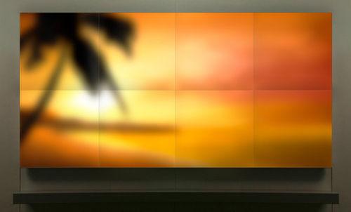 wall-mounted LED panel - NEONNY