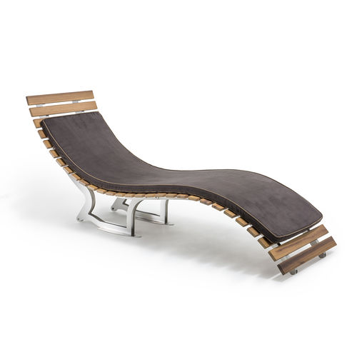 contemporary lounge chair - PALMAR arredi