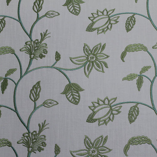 upholstery fabric / plain / patterned / cotton