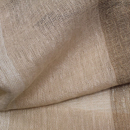 upholstery fabric / striped / polyester