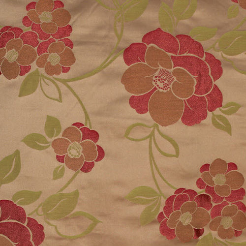 upholstery fabric / floral pattern / striped / Trevira CS®