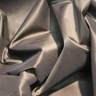 taffeta fabric / for curtains / plain / polyester