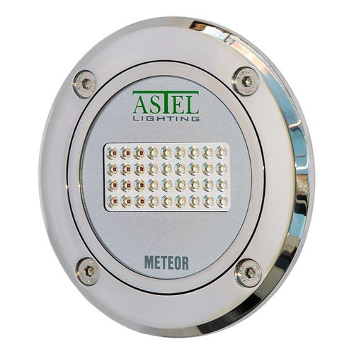 surface-mounted light fixture / recessed / RGB LED / round