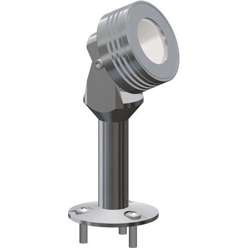 IP67 floodlight / for public spaces / for hotels / museum