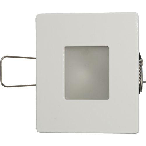 recessed downlight / for outdoor use / LED / round