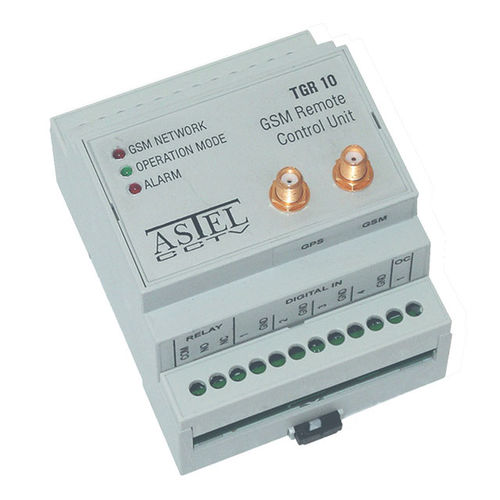 Home automation system control module TGR 10G  ASTEL LIGHTING