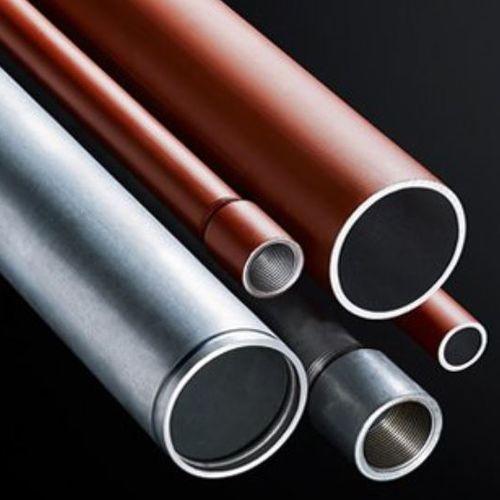 metal pipe / perforated