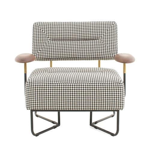 contemporary armchair - STELLAR WORKS