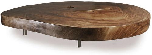 Contemporary coffee table / wooden / commercial BONA JÉRÔME-ABEL SEGUIN