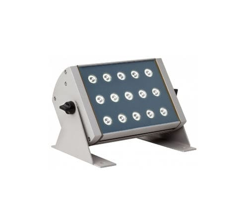 LED floodlight / for public spaces / outdoor / for indoor use