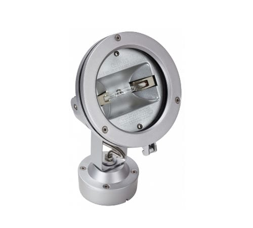 halogen floodlight / for public spaces / building / outdoor