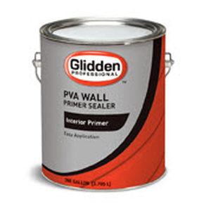 Brick Primer / For Concrete / Latex / Interior. PVA WALL SEALER GLIDDEN  PROFESSIONAL