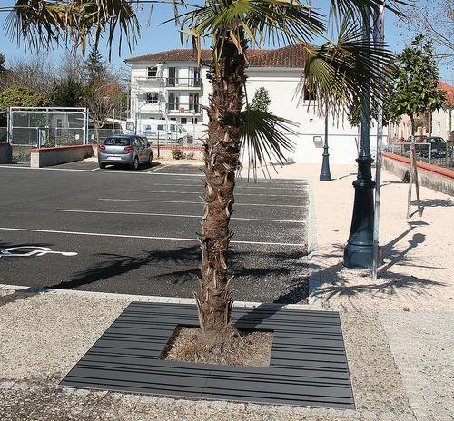 steel tree grate / square / round