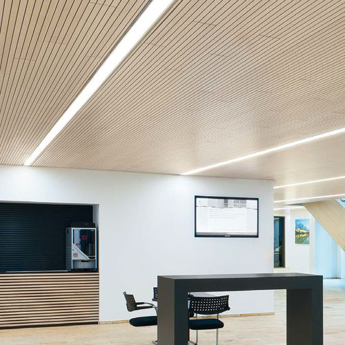Built-in lighting profile / surface mounted / hanging / ceiling SLOTLIGHT INFINITY ZUMTOBEL