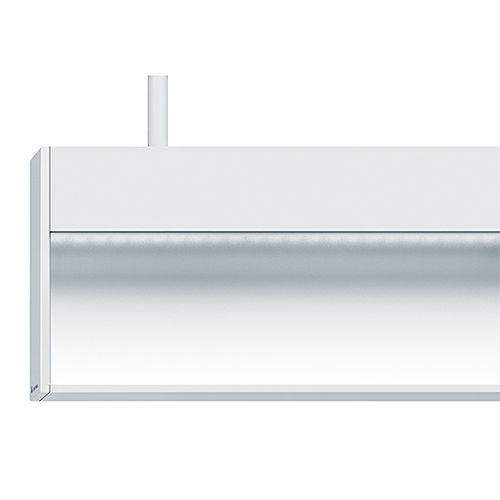 LED track light / linear / cast aluminum / commercial ARCOS by David Chipperfield ZUMTOBEL