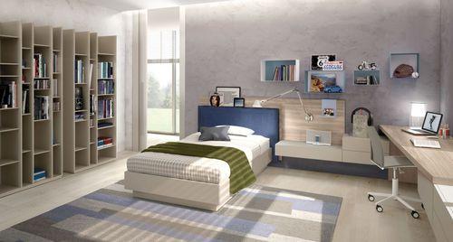 melamine children's bedroom furniture set / boy's