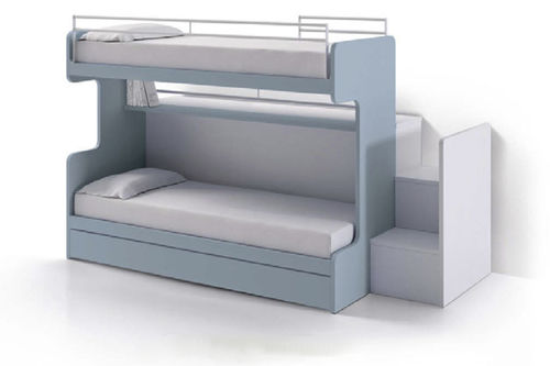 bunk bed / single / contemporary / child's unisex