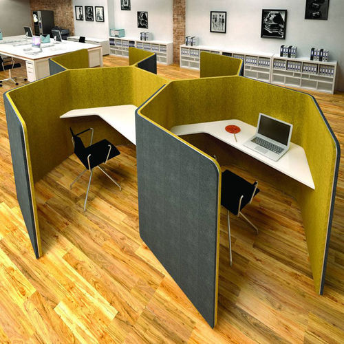 Privacy office space DEN Four Design