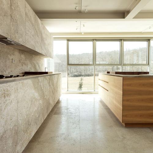 contemporary kitchen - Vaselli Marmi