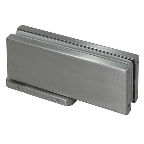 door hinge / stainless steel / hydraulic