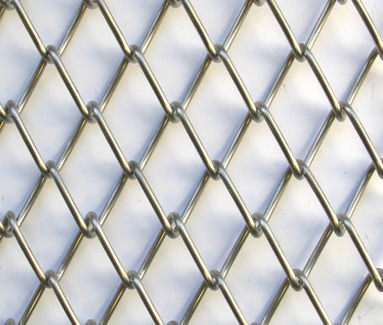 Railing woven wire fabric / stainless steel / twisted - GAUDÍ-R INOX ...