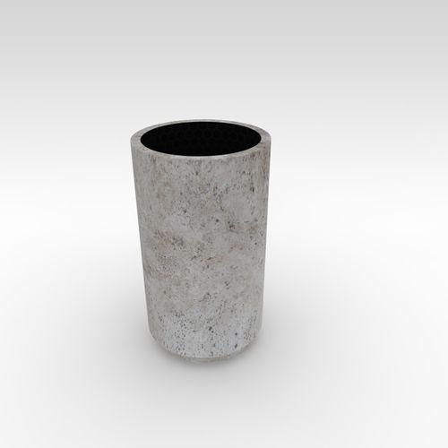 public trash can - Arredo di Pietra srl