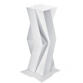 Contemporary pedestal ZIGI PHILIPPE HUREL