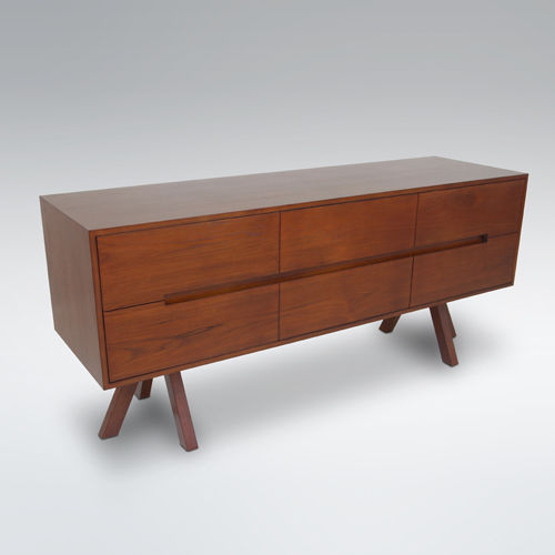 Traditional sideboard / wooden JALAN : C.SB53 WARISAN