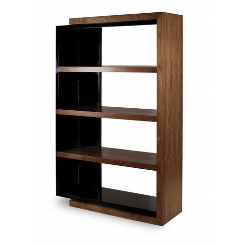 Contemporary bookcase / wooden PLANUS : C.BK37 WARISAN
