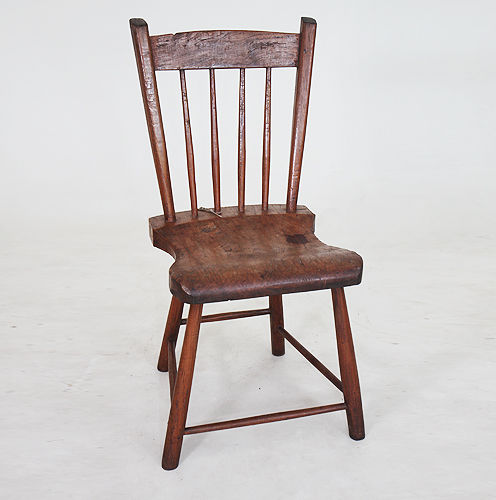Traditional chair / wooden COWBOY : I/6367 WARISAN