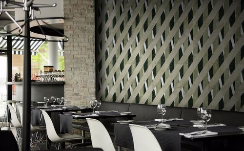 Indoor tile / floor / marble / nature pattern BAMBÙ by Raffaello Galiotto Lithos Design