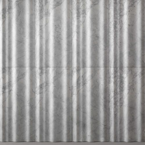 Natural stone decorative panel / marble / for interior fittings / wall-mounted CHIFFON by Raffaello Galiotto Lithos Design