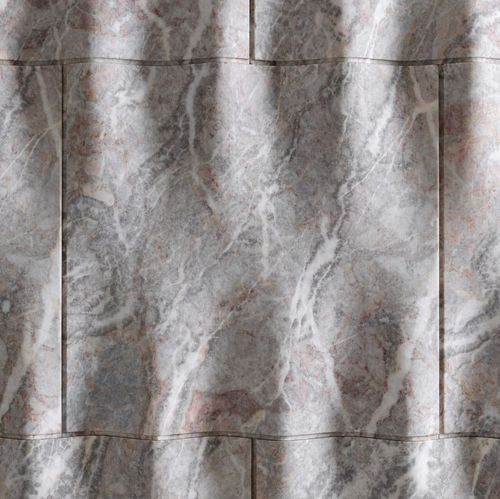 Natural stone decorative panel / marble / for interior fittings / wall-mounted TULLE by Raffaello Galiotto Lithos Design