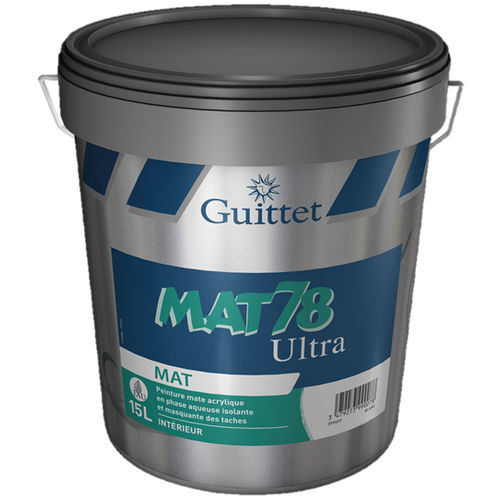 insulating paint / for walls / for wood / for metal