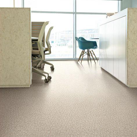carpet tile / tufted / synthetic / velvet